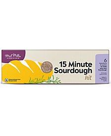 15-Minute Sourdough Kit
