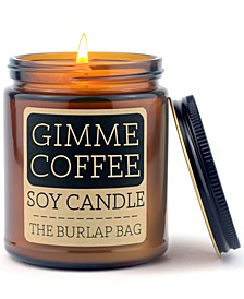 Gimme Coffee Candle, Espresso Scented