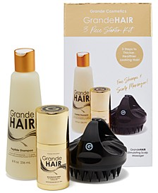 3-Pc. GrandeHAIR Starter Set