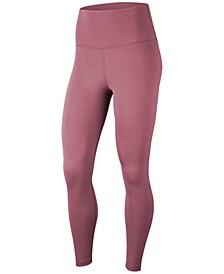 Women's Cropped Yoga Leggings