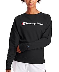 Women's Powerbled Graphic Crewneck Sweatshirt