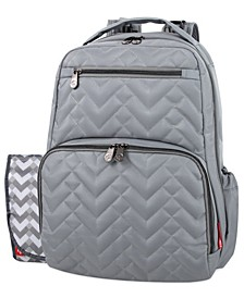 Quilted Morgan Backpack