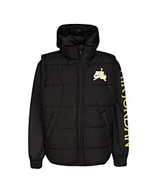 Big Boys Jumpman Classics 2Fer Full-Zip Hoodie
