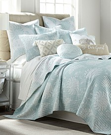 Larissa Spa Quilt Set, Twin