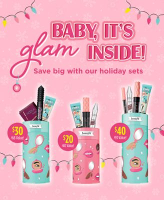 3-Pc. BADgal To The Bone Holiday Gift Set