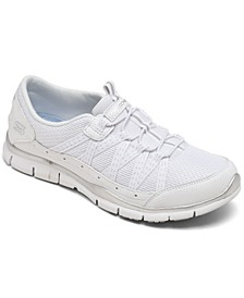 Women's Gratis - Strolling Walking Sneakers Wide Width from Finish Line