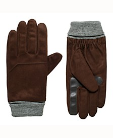 Men's Smart DRI Microfiber Gloves with Smart Touch Technology