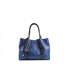 Gunas Naomi Vegan Leather Tote