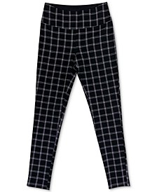INC Plaid Leggings, Created for Macy's