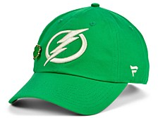 Tampa Bay Lightning 2020 St. Pattys Day Relaxed Adjustable Cap
