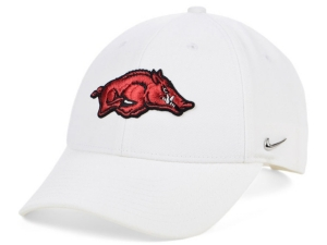 Nike Arkansas Razorbacks Ingot Legacy 91 Adjustable Cap