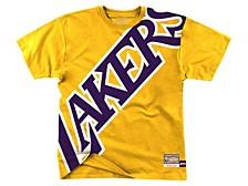 Los Angeles Lakers Men's Big Face T-Shirt