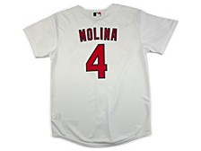 Youth St. Louis Cardinals Yadier Molina Official Player Jersey
