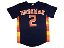 Youth Houston Astros Alex Bregman Official Player Jersey
