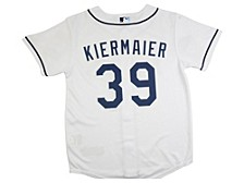 Youth Tampa Bay Rays Official Player Jersey - Kevin Kiermaier