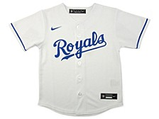 Kansas City Royals Infant Official Blank Jersey