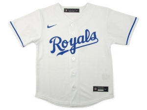Nike Kansas City Royals Infant Official Blank Jersey