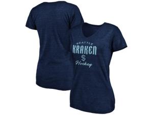 Seattle Kraken Women's Freeline V-Neck T-Shirt