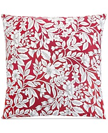 Garden Manor Cotton 300-Thread Count European Sham, Created for Macy's