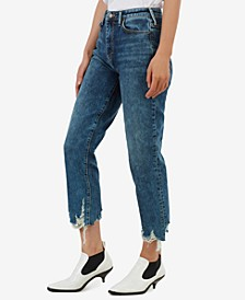 Women's Starr High Rise Straight Jeans