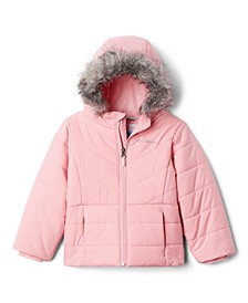Toddler Girls Katelyn Crest Jacket