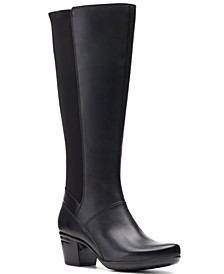 Women's Emslie Emma Wide-Calf Dress Boots