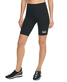 Sport High-Waist Bike Shorts
