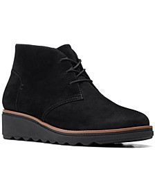 Women's Sharon Hop Lace-Up Booties