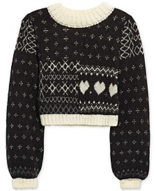 Snow Globe Pullover Sweater