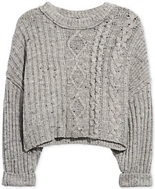 Free People On Your Side Pullover Sweater