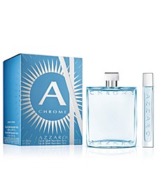 Men's 2-Pc. Chrome Eau de Toilette Gift Set