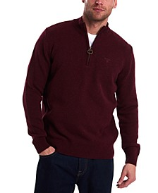 Men's Tisbury Half-Zip Sweater
