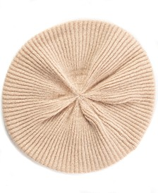 Cashmere Beret, Created for Macy's