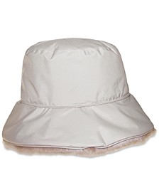 Reversible Rain Bucket Hat
