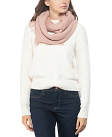 INC Solid Raschel Loop Scarf, Created for Macy's