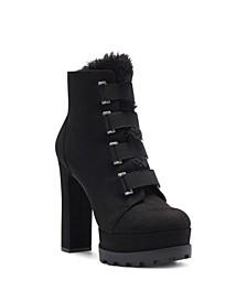 Irrena Women's Platform Boots