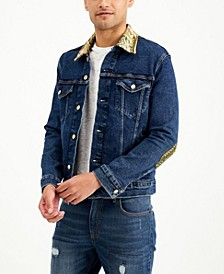 Men's Victorian Denim Jacket
