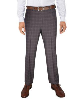 Men's Classic-Fit Ultraflex Stretch Machine Washable Dress Pants