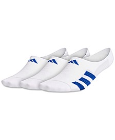 Men's 3-Pack Superlite Stripe II Super No-Show Socks