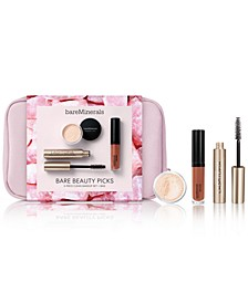 Receive a FREE 4-Pc. Bare's Beauty Picks gift set with any $55 bareMinerals purchase!