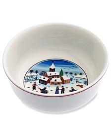 Design Naif Christmas Cereal Bowl