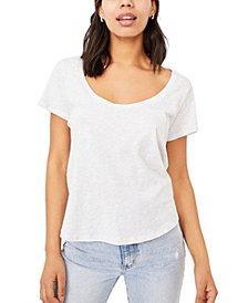 COTTON ON Women's The One Scoop T-shirt