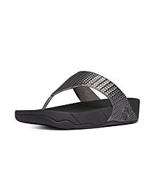 Women's Lulu Weave Wedge Sandal