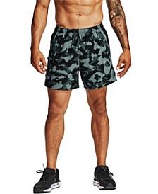 """Men's Launch 5"""" Camo Shorts"""