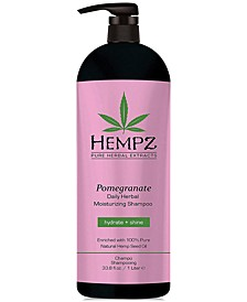 Pomegranate Herbal Shampoo, 33-oz., from PUREBEAUTY Salon & Spa