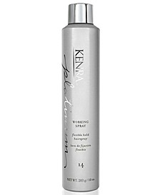 Working Spray 14, 10-oz., from PUREBEAUTY Salon & Spa