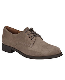 Easy Spirit Women's Rania Lace Up Oxfords Shoe