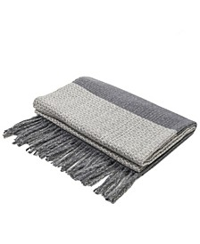 Men's and Women's Long Scarf with Tassels