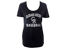 Women's Colorado Rockies Vintage T-Shirt