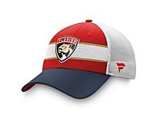 Florida Panthers 2020 Draft Trucker Cap